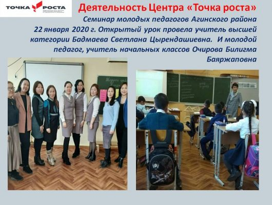 ТР семинар молодых педагогов