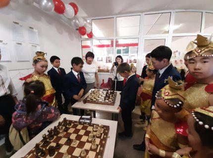 Шахматы открытие 1